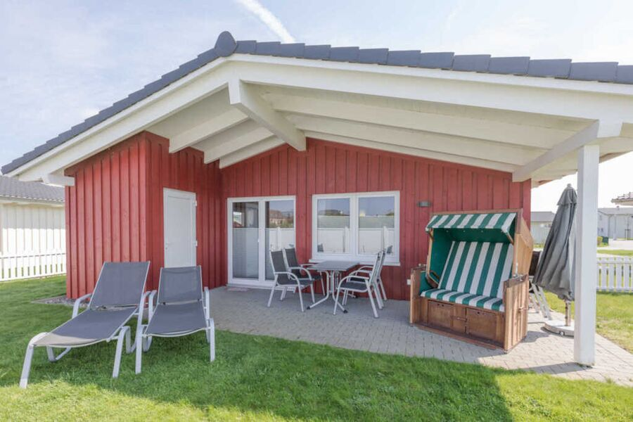 Ferienhaus 'Strandflieder', 164 Ferienhaus 'Strand