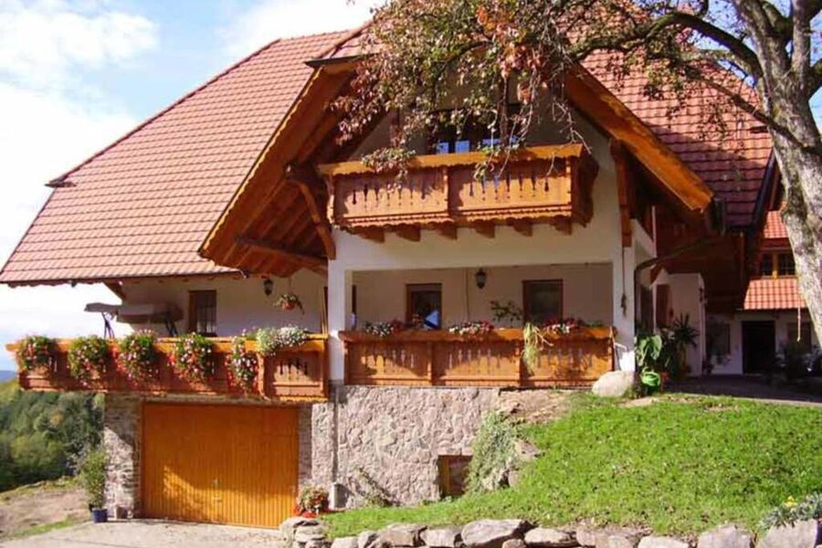 Rufenbauernhof, Ferienhaus 82m²