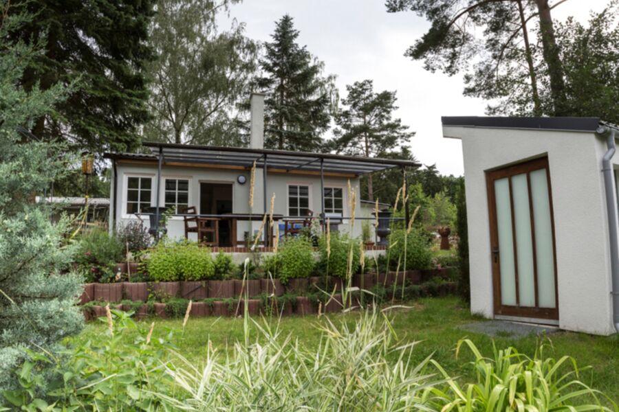 Außenansicht Ferienhaus