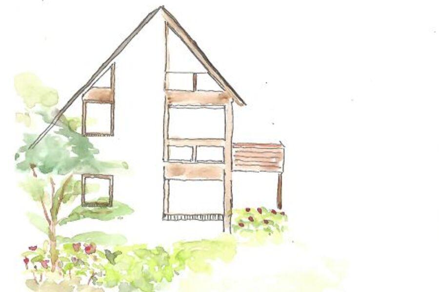 Willkommen auf Amrum im 'Haus ohne Namen'