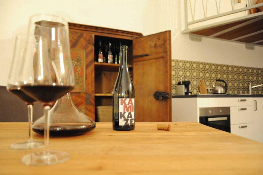 Weinloft Staufen, Ferienwohnung