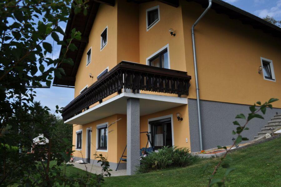 Ferienwohnung Höbart, Zwei Doppelzimmer ,Wohnküche