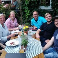 Vermieter: Christian, Ulrike, Finn u. Analisa Lüth