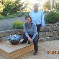 Vermieter: Elke und Gustav Tasch