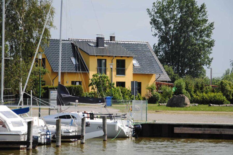 Ferienhaus am kleinen Hafen, Doppelhaushälfte