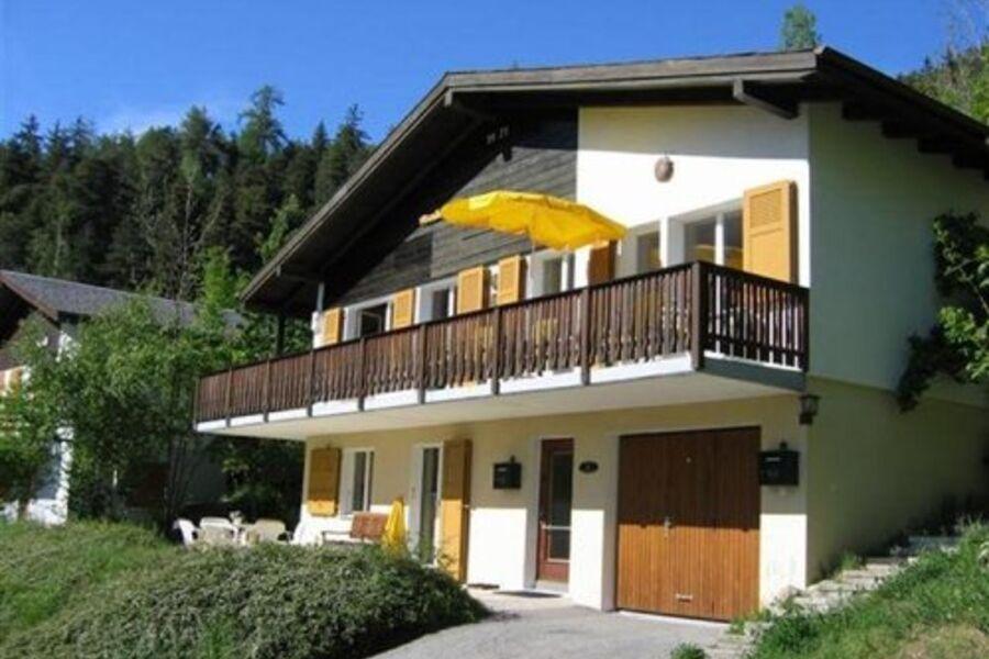 Chalet Mistelhof im Sommer