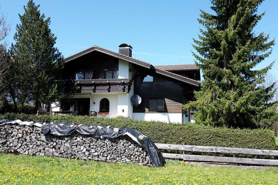 Haus Ulrike mit Ferienwohnung Rike + Uli