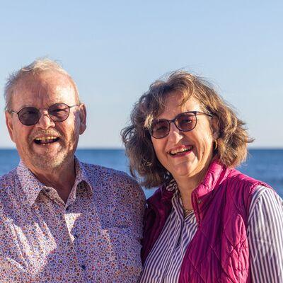 Vermieter: Petra und Wolfgang Pickel