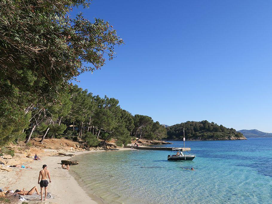 Strand von Formentor