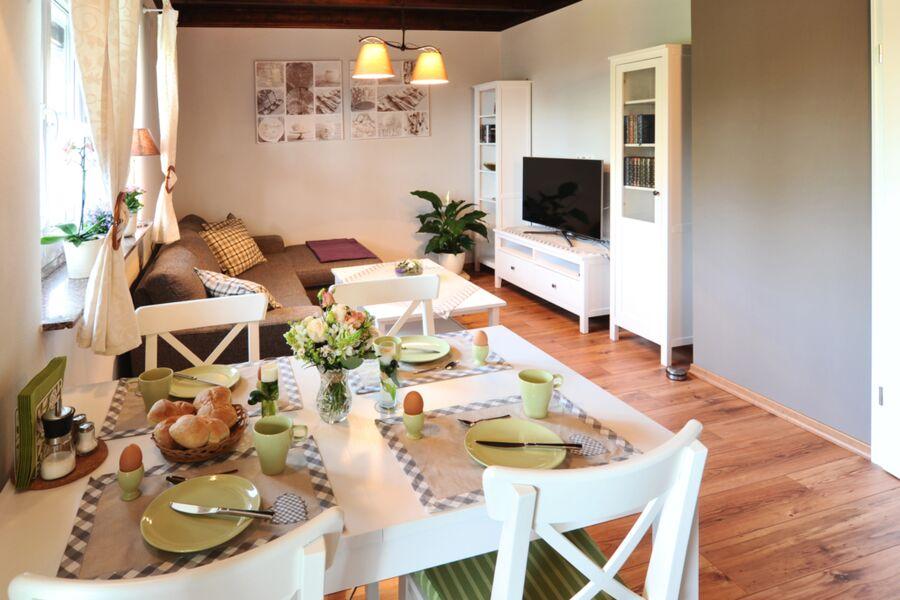 Ferienhaus Kaiserhof, Apartment - Ferienwohnung 1