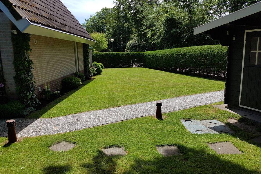 Die Terrasse mit Kettler-Gartenmöbeln