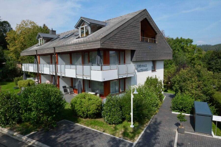 Ferienhaus am Mattenweg, Gustav Klimt
