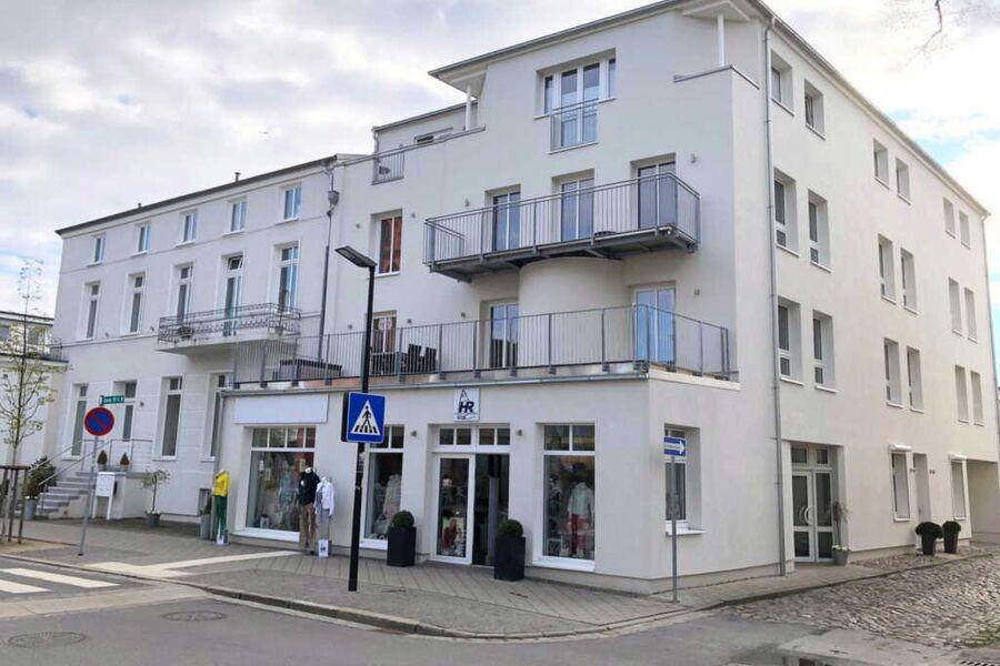 (14) Apartment Warnemünde, Apartment