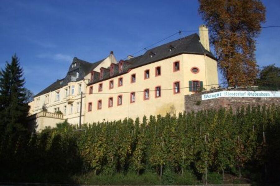 Ihr Feriendomiziel Klosterhof Siebenborn
