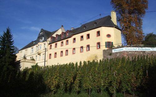Ferienwohnung Abtei Klosterhof Siebenborn