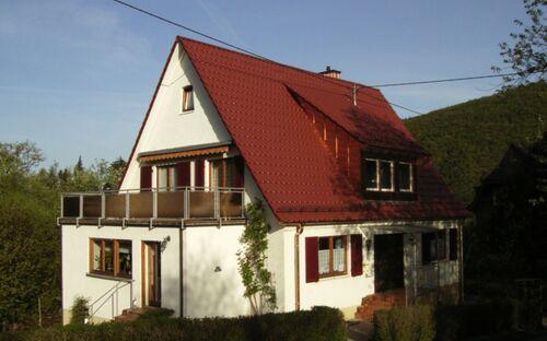 Haus Frey, Ferienwohnung 65qm, 2 Schlafräume , 1 - 6 Personen