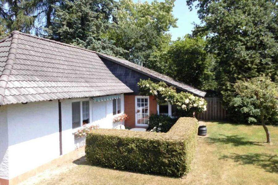 Ferienhaus für 4-5 Personen in Malchow mit Badeste