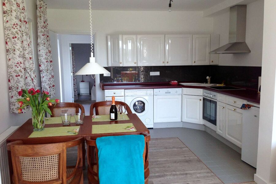 küchen- und essbereich ...