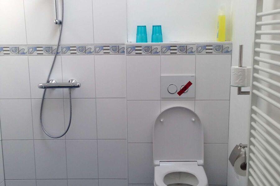 dusche, wc, waschbecken