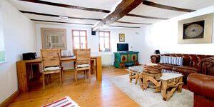 Romantik-Chic im Taunuswald nähe Frankfurt - mit SAUNA!, Ferienhaus - Fachwerckhaus in Braunfels - kleines Detailbild