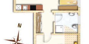 Tannzapfenland Titisee-Jostal, eXtra Appartement 205-X in Titisee-Neustadt - kleines Detailbild