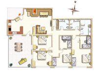 Tannzapfenland Titisee-Jostal, eXtra Appartement 100-XXL in Titisee-Neustadt - kleines Detailbild