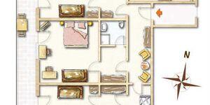Tannzapfenland Titisee-Jostal, XL Appartement 112-XL in Titisee-Neustadt - kleines Detailbild