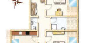 Tannzapfenland Titisee-Jostal, XL Appartement 304-XL in Titisee-Neustadt - kleines Detailbild