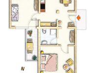 Tannzapfenland Titisee-Jostal, Smart Appartement 107-S in Titisee-Neustadt - kleines Detailbild