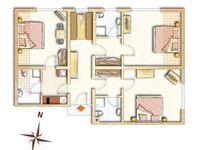 Tannzapfenland Titisee-Jostal, eXtra Appartement 201-X in Titisee-Neustadt - kleines Detailbild