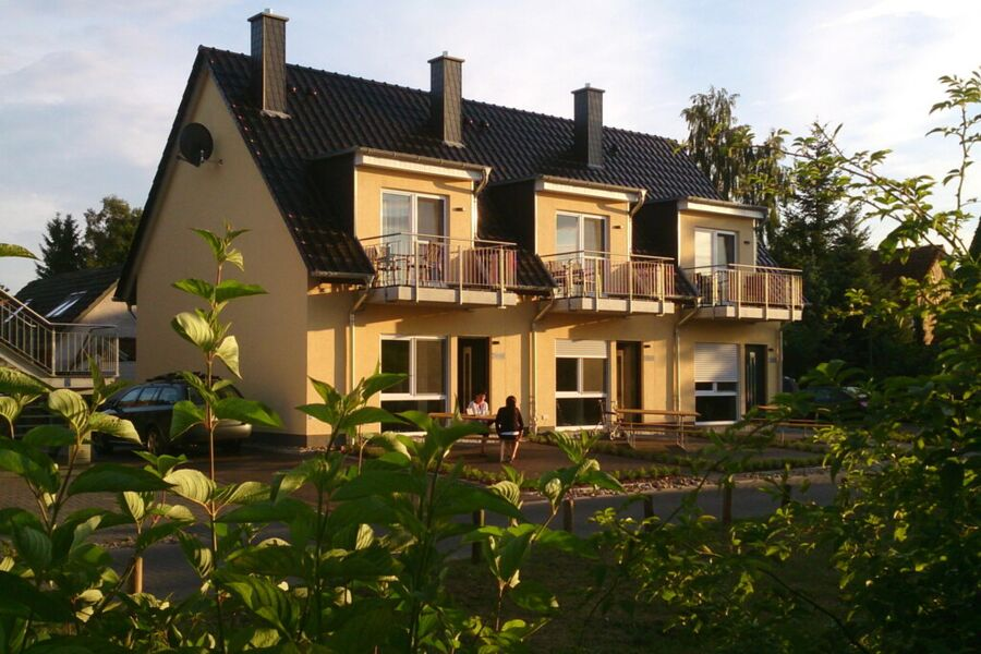 Ferienhaus 'Hafftraum', FeWo  - 1 -   'Strand'
