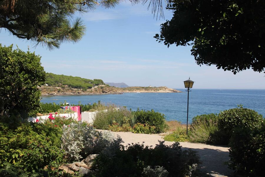 Ferienwohnungen mit Blick aufs Meer