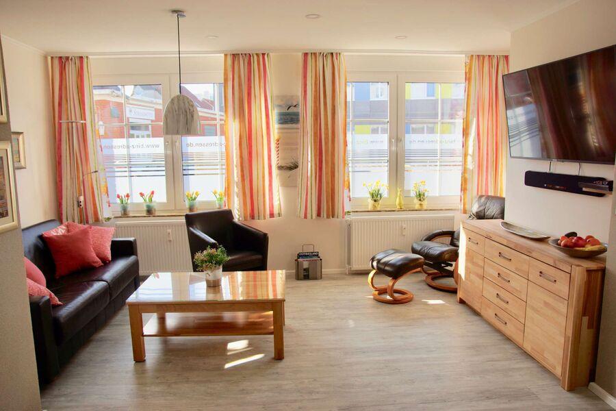 Wohnbereich Haus Sylke