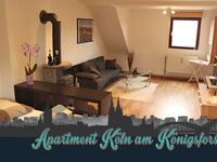 Apartment Köln am Königsforst in Köln - kleines Detailbild