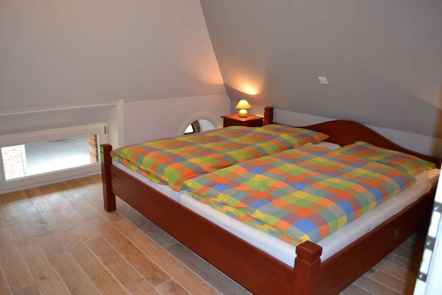 Wandheizung im Schlafzimmer