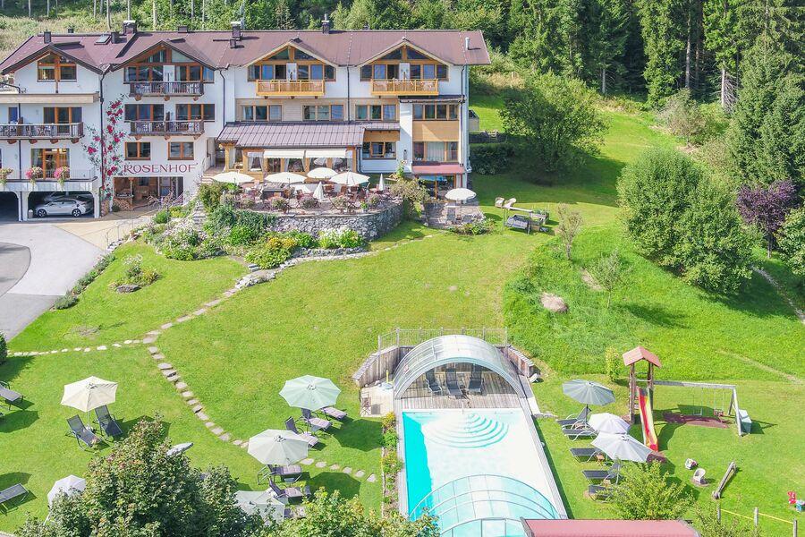 Gartenhotel Rosenhof bei Kitzbühel