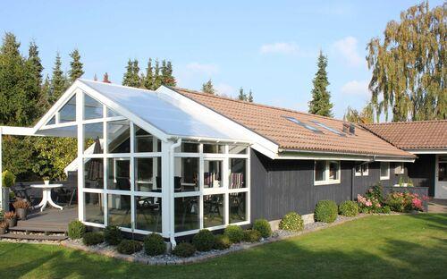 Süd  'Spitze'  Ferienhaus - Ahornvej