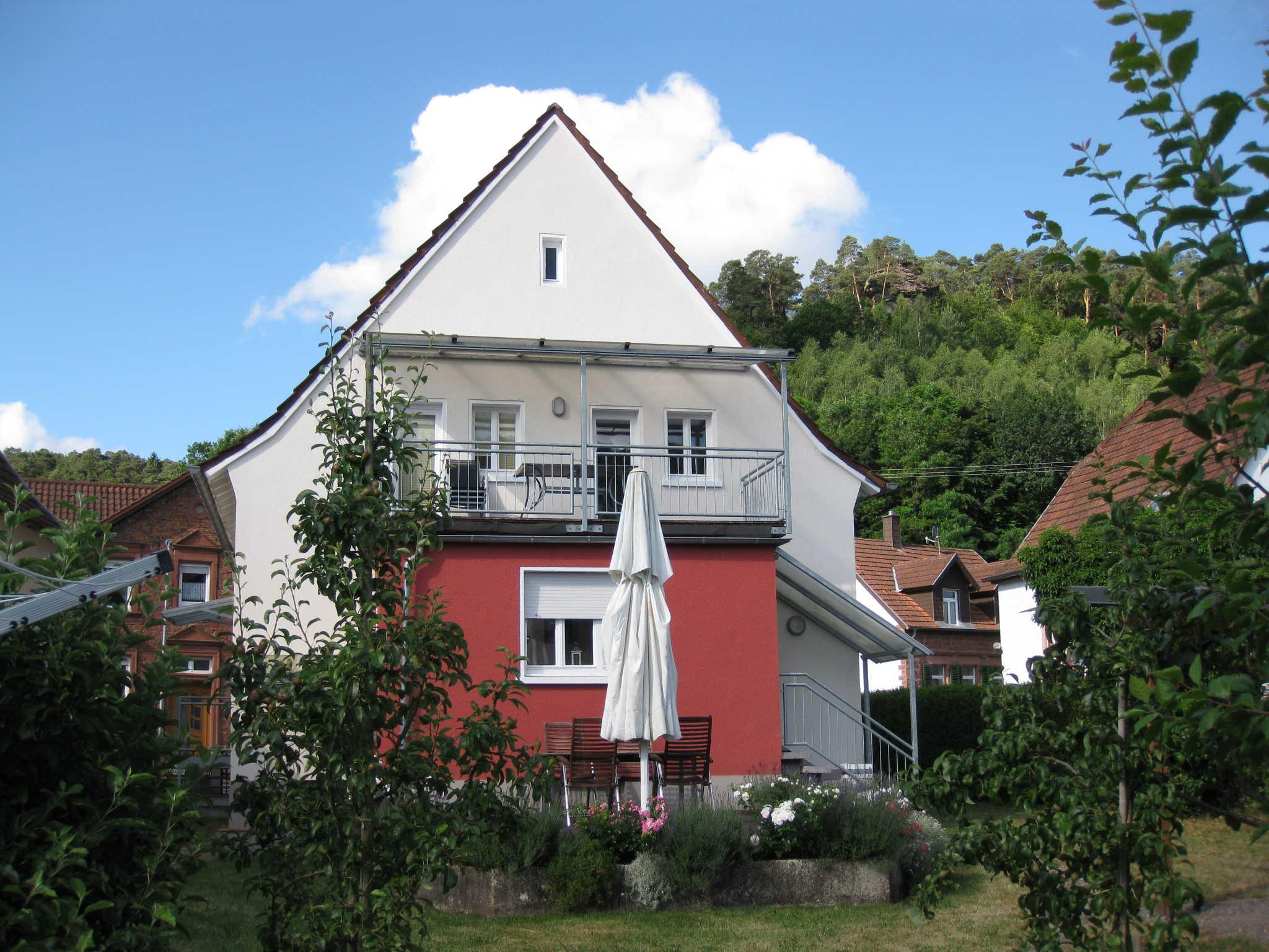 Haus am Schillerfelsen