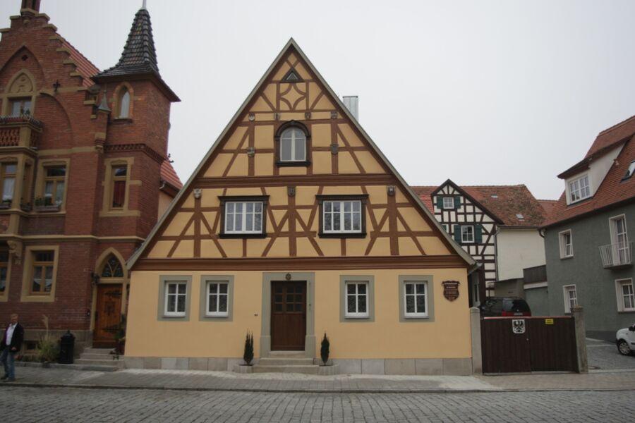 Ferienwohnungen am Holzmarkt, Wittmaack