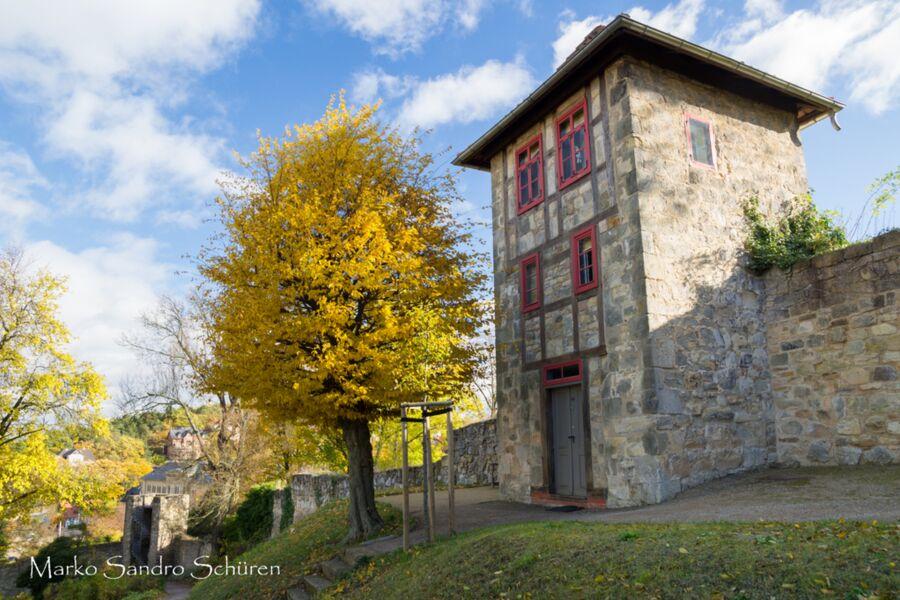 Ferienhaus Prinzessinnenturm Blankenburg Harz