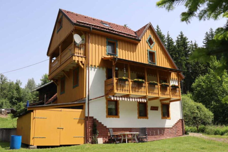 Haus Heimburg, Ferienwohnung 50 qm, 1 Schlafraum,