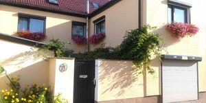 Zimmervermietung  FRANKE  Oberröblingen, Zweibettzimmer 1 in Sangerhausen Südharz - kleines Detailbild