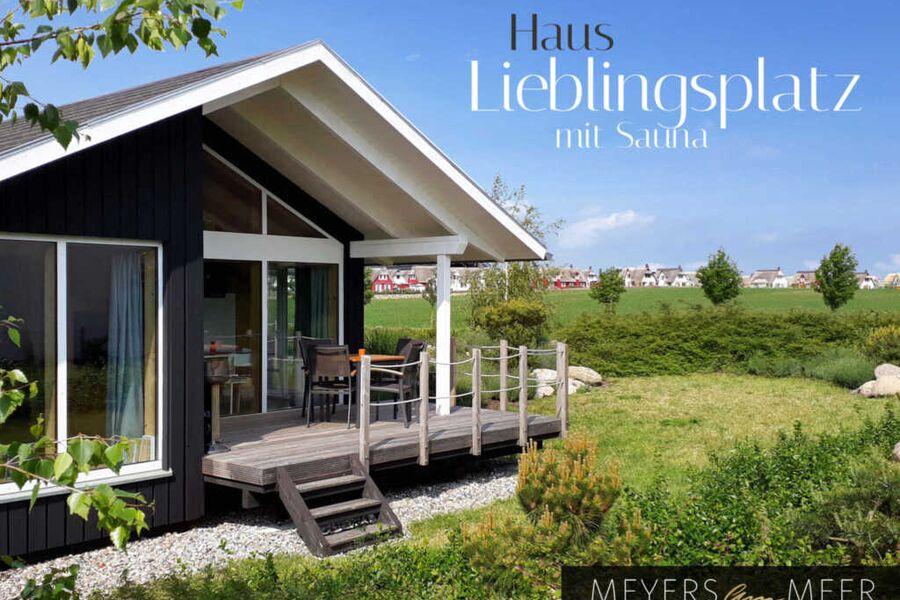 Meyer am Meer - Ferienhaus mit Sauna an der Ostsee