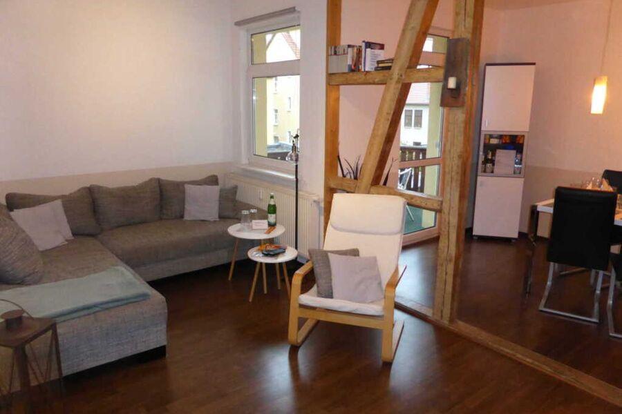 Ferienwohnung Schiller Nähe Zentrum, free Wifi und
