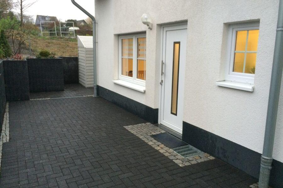 Eingang-Terrasse