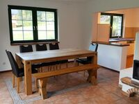 Wunderschöne riesige Holzvilla in der Eifel (bis 14 Personen, Ferienhaus in Hellenthal - kleines Detailbild