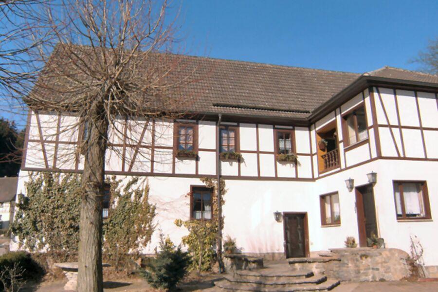 Ferienwohnung Haus Waldfrieden Morungen, Ferienwoh
