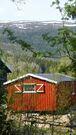 Elghaugen, Hütte