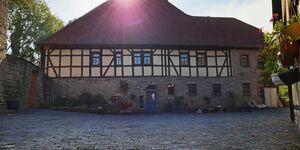 Pension  Stadtmühle Allstedt, Ferienwohnung 1 in Allstedt - kleines Detailbild