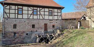 Pension  Stadtmühle Allstedt, Ferienwohnung 2 in Allstedt - kleines Detailbild